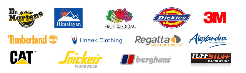 Embroidery and printing services | Crystal Workwear